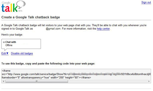 01_Create a Google Talk chatback badge.JPG