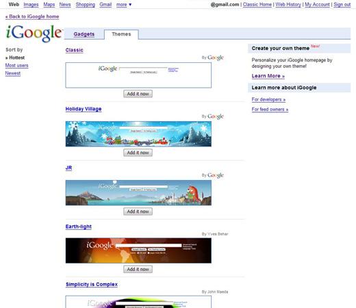 iGoogle Theme Directory_01.JPG